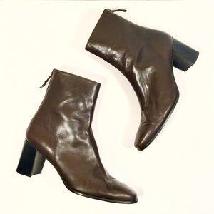 Sam Edelman Block Heel Boots